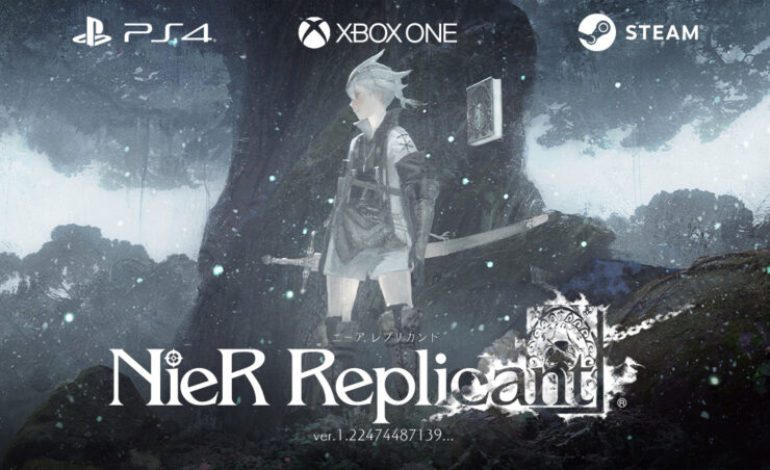 Square Enix is Re-releasing Nier