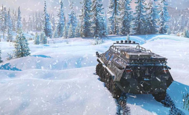 SnowRunner Will Support Mods At Launch