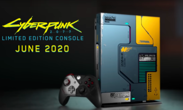 Microsoft Reveals The Last Special Edition Xbox One X Limited Edition, The Cyberpunk 2077 Limited Edition Bundle