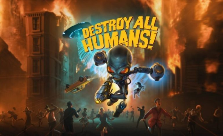 Destroy All Humans Remake Has a New Trailer and Launch Date!