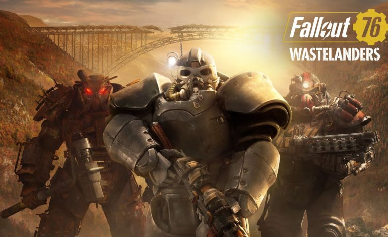 Fallout 76 Wastelanders Launch Trailer Released