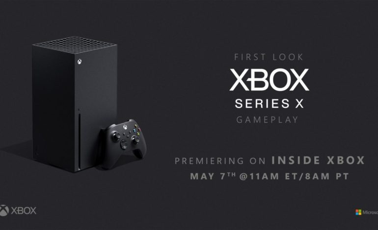 Xbox Announces First Look At Xbox Series X Gameplay Set For Next Week On Inside Xbox
