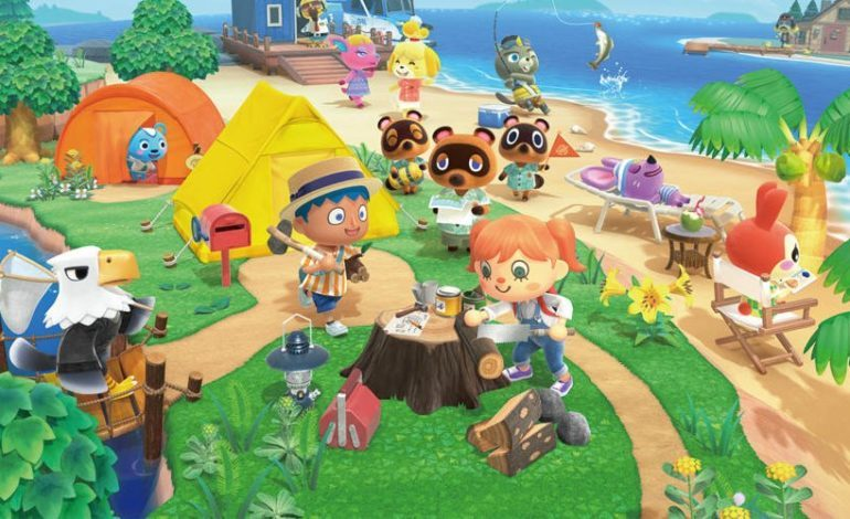 New Updates Added to Animal Crossing: New Horizons Game