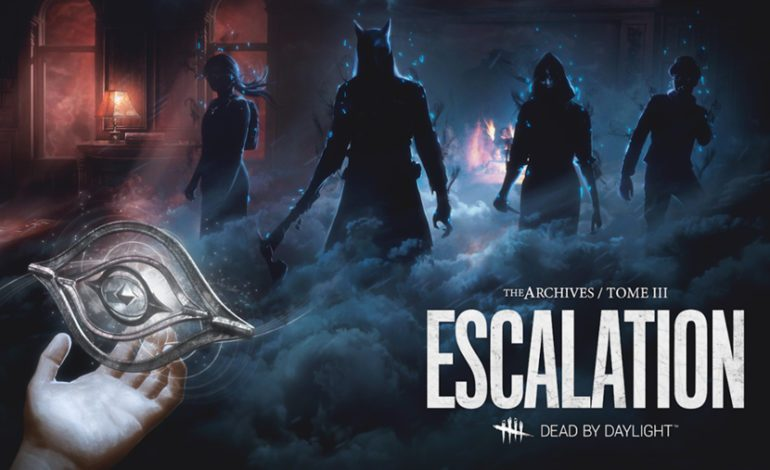 Dead By Daylight Update Announces the Release of Tome III: Escalation