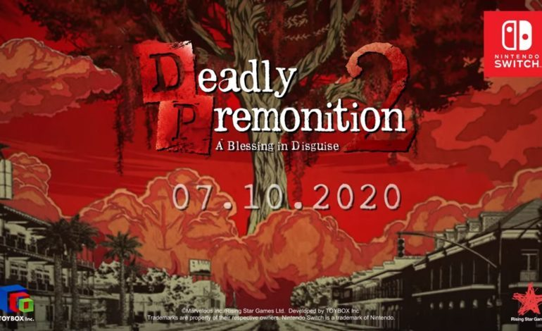 Deadly Premonition 2: A Blessing in Disguise Launches This July
