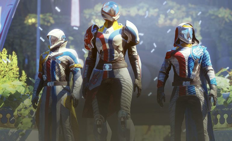 Destiny 2 Reveals Details on The Guardian Games Event