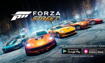 Forza Street Announced for Android and iOS