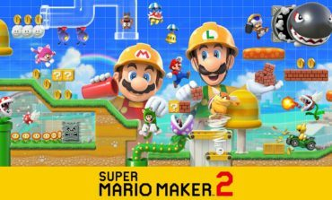 Super Mario Maker 2's Final Update Allows Players to Build Entire Maps With Levels