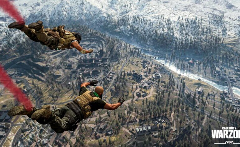 Duos Have Finally Come To Call Of Duty: Warzone