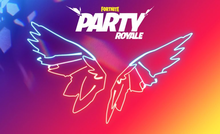 Fortnite is Throwing an In-game Party to Celebrate Setting Another Record