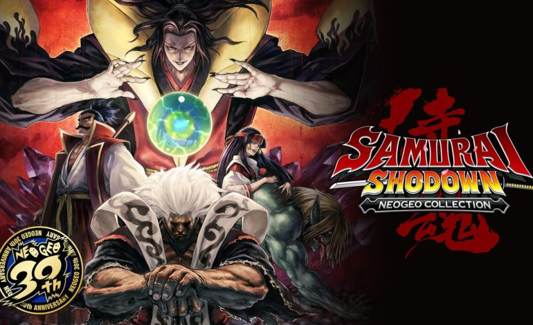 New Samurai Shodown Game Coming To Epic Games Store For Free Along With NeoGeo Collection