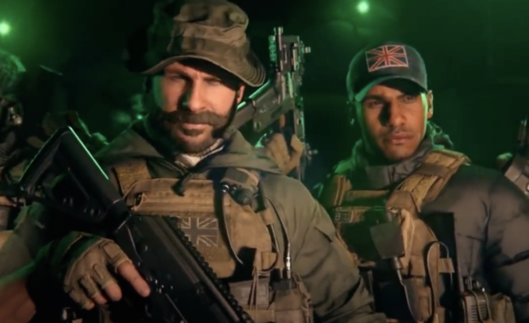 Modern Warfare Season 4 Releases Tonight After A Delay, And The Update Is Huge