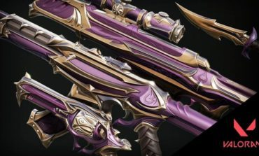 Valorant's Producer Talks Weapon Skins and The Work Behind Them