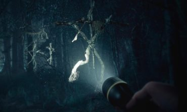 Nintendo Switch Release New Trailer for the Blair Witch Game