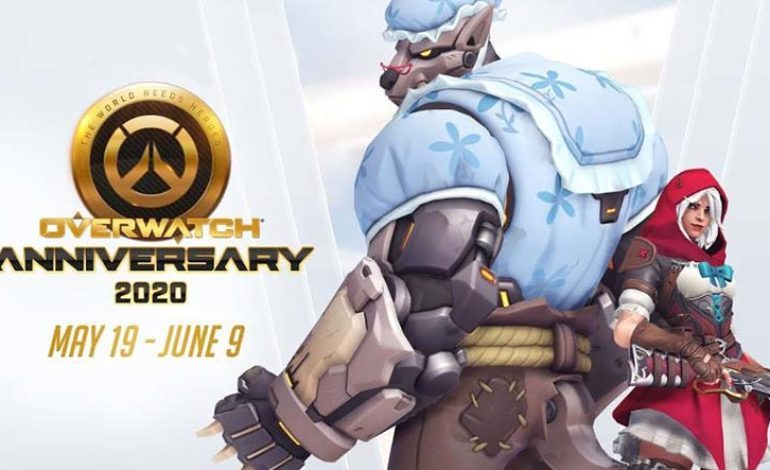 Overwatch 2020 Anniversary Event Out Now; Involves New Patch Notes and Updates
