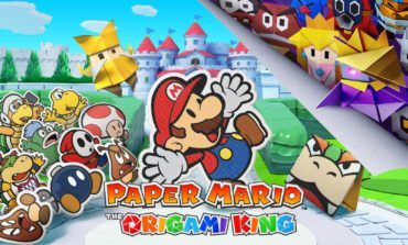 VGC Interview With Kensuke Tanabe Reveals The Process For Creating The Characters For Paper Mario: The Origami King