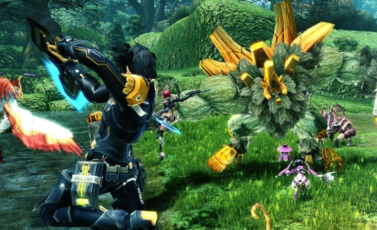 Phantasy Star Online 2 Coming to PC – Includes Xbox Crossplay