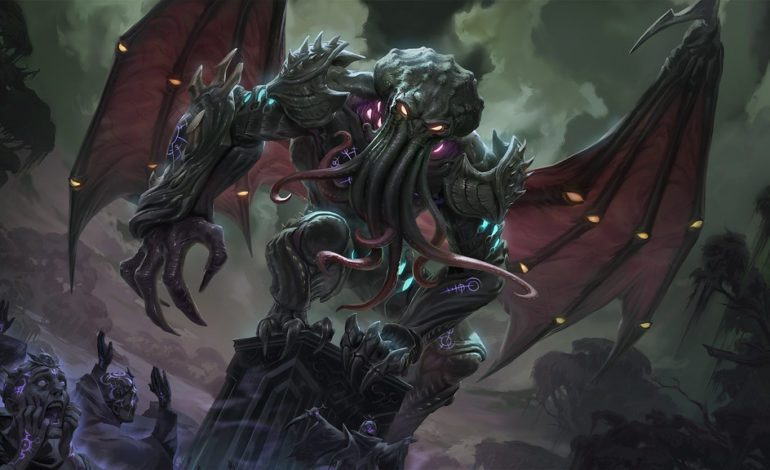 Smite Adds Cthulhu as the Pantheon of Playable Gods