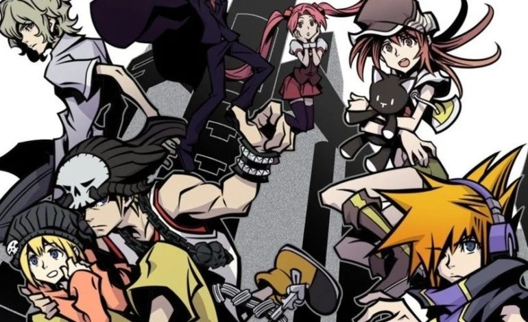 The World Ends With You Teased for Anime Expo Lite With Brand New Key Art
