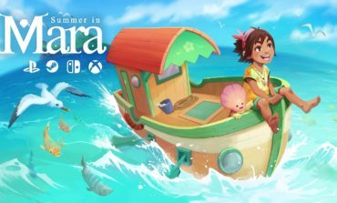 Summer In Mara Releases On Steam And Nintendo Switch
