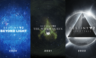 Destiny 2's Future Revealed With Beyond Light, The Witch Queen, & Lightfall