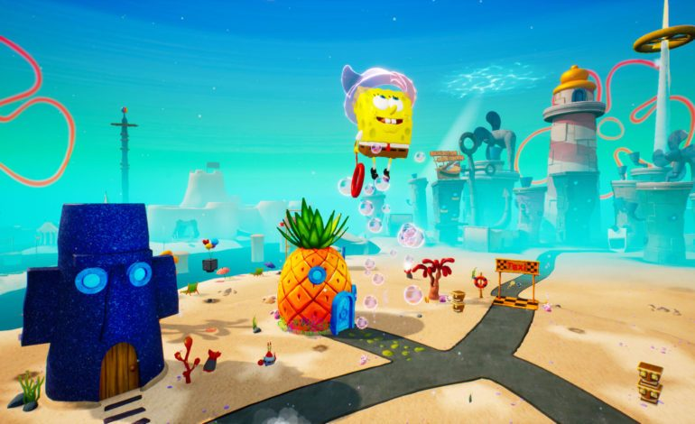 SpongeBob SquarePants: Battle For Bikini Bottom Rehydrated Released on Consoles and PC
