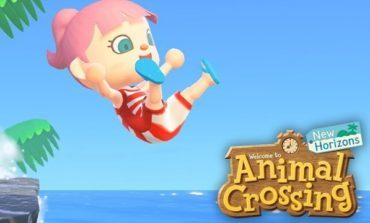 Animal Crossing: New Horizons Brings in the Summer with New Update