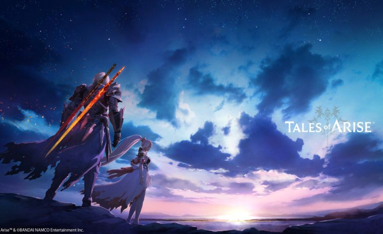 Tales of Arise Delayed Indefinitely Due to COVID-19