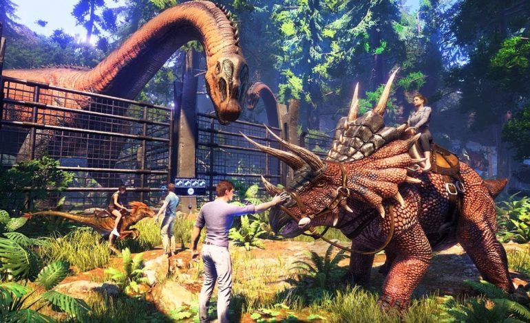 ARK Survival Evolved Releasing Free Alongside Samurai Shodown Collection on Epic Games Store