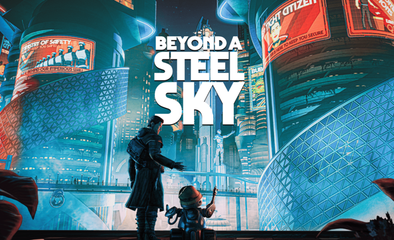 Beyond a Steel Sky Released on Apple Arcade as Sequel to Beneath the Steel Sky