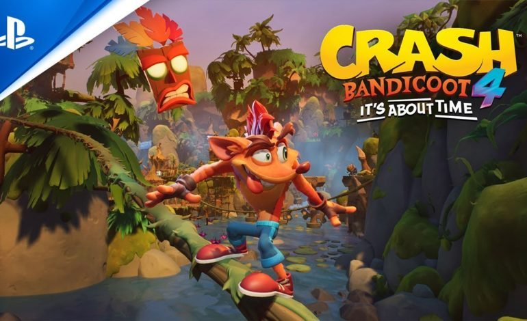 Crash Bandicoot 4: It's About Time Will Include More Than 100 Levels As Well As Microtransactions