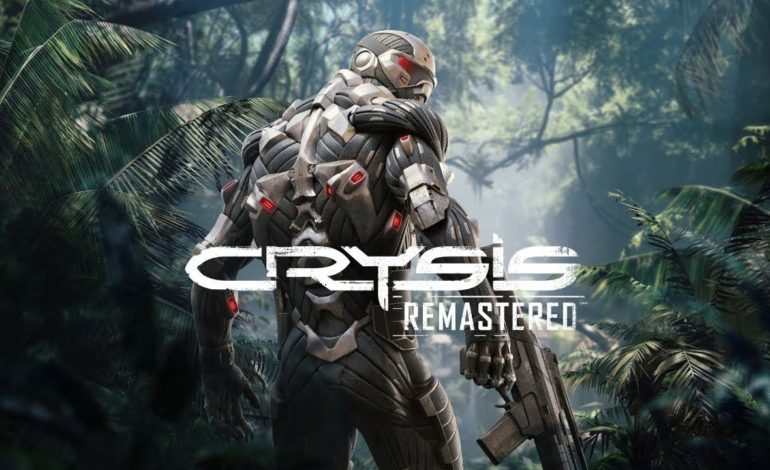 Crytek Delays Crysis Remastered After Fan Reaction to Leaked Gameplay Trailer