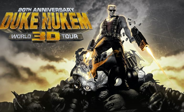 Duke Nukem 3D: 20th Anniversary Edition World Tour Announced for Nintendo Switch, Launches Next Week