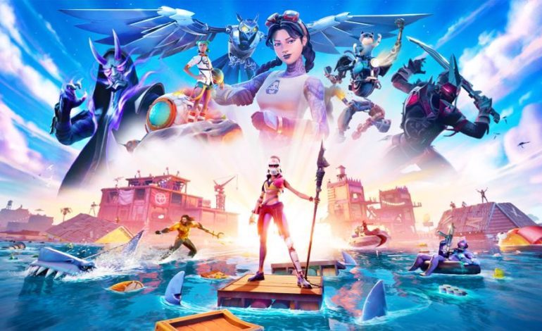 Fortnite Chapter 2 Season 3 Out Now