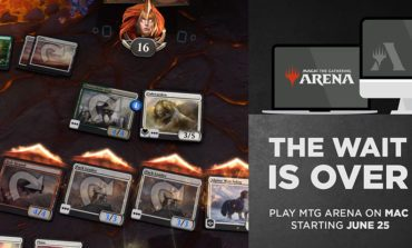 Magic: The Gathering Arena Coming To macOS