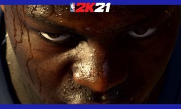NBA 2k21 Gets A Very Sweaty First Tease Featuring Zion Williamson
