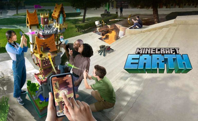 Minecraft Earth's 0.20 Update: New Mobs, Fourth Challenge, Build Plates, and Controls