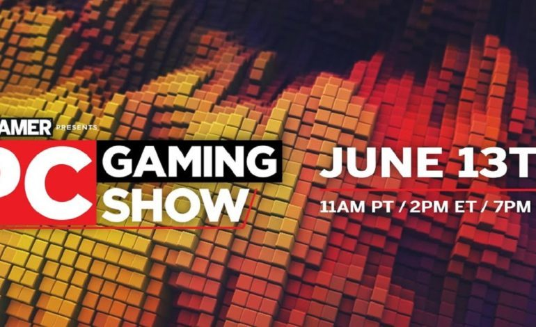 WEBCAST: PC GAMING SHOW