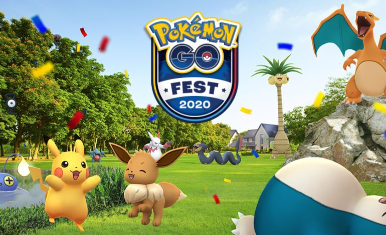 Details Shared about Pokémon Go Fest 2020 Event