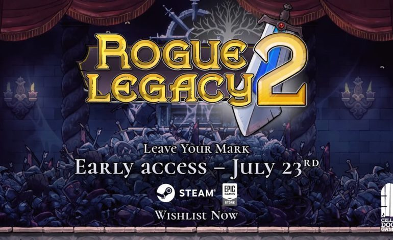 Rogue Legacy 2 Launches for Early Access Next Month
