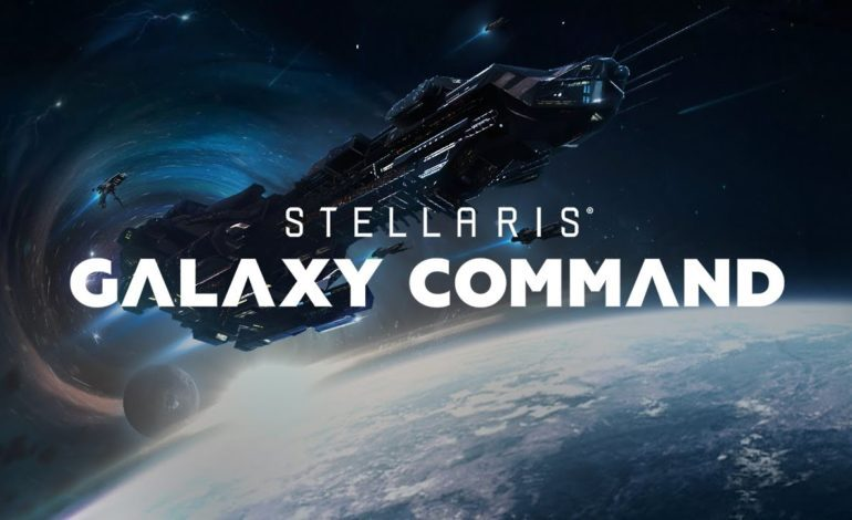 Stellaris: Galaxy Command Finally Released on iOS and Android Devices