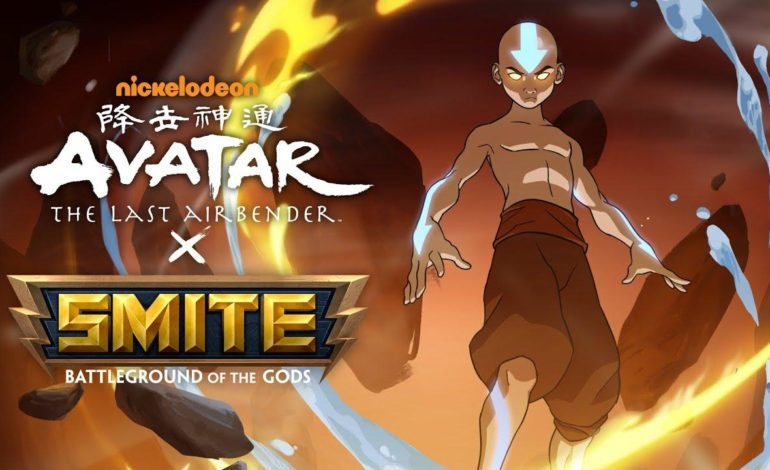Smite is Adding Avatar: The Last Airbender to Their Battle Pass Event