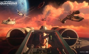 Star Wars: Squadrons Officially Revealed; Gameplay World Premiere Coming Later This Week