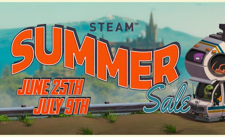 Steam Summer Sale Kicks Off with New Steam Permanent Points Shop