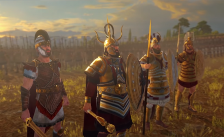 Total War Troy is Coming to Epic Games Store in August