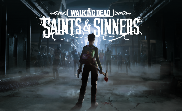 The Walking Dead: Saints and Sinners Will be Adding their First Update Next Month