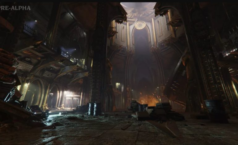 Warhammer 40,000: Darktide, Upcoming CO-OP FPS Revealed During The Xbox Games Showcase