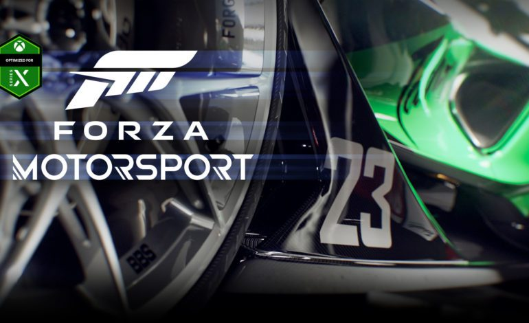 Next Forza Motorsport Previewed for Xbox Series X