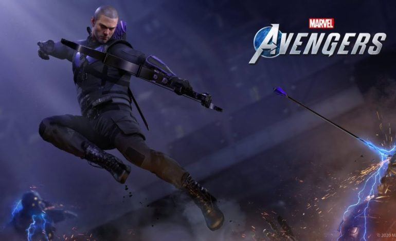 Square Enix Reveals Hawkeye In Marvel's Avengers And Shows Off Beta