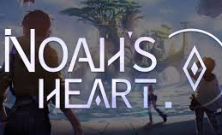 Mobile MMORPG, Noah's Heart Announced